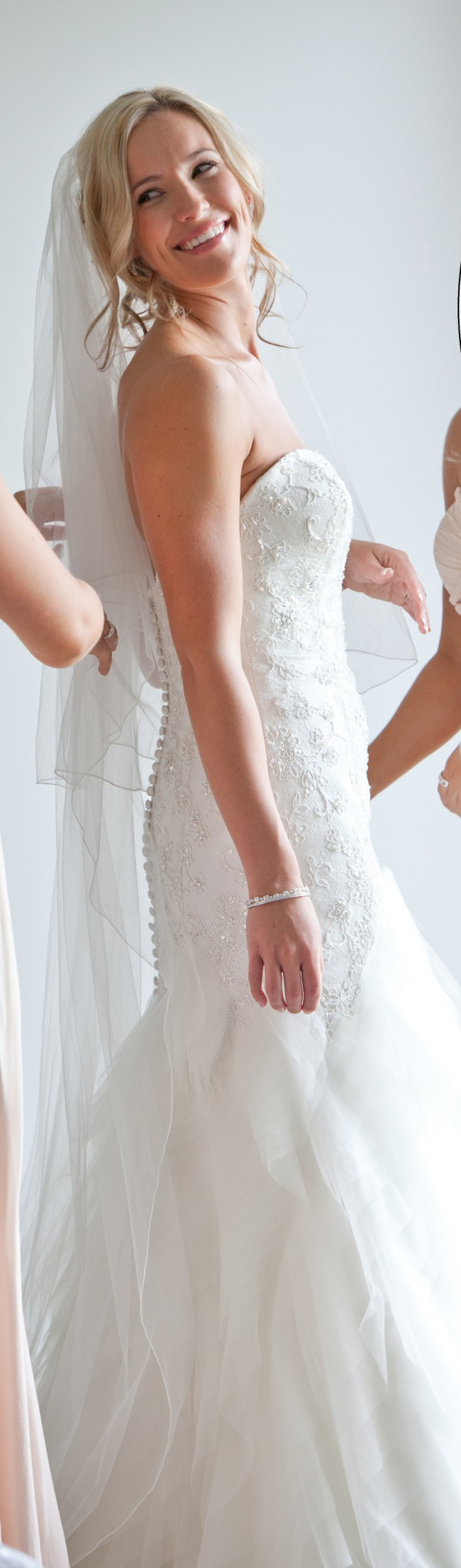 Halo Bridal, Fit & Flare