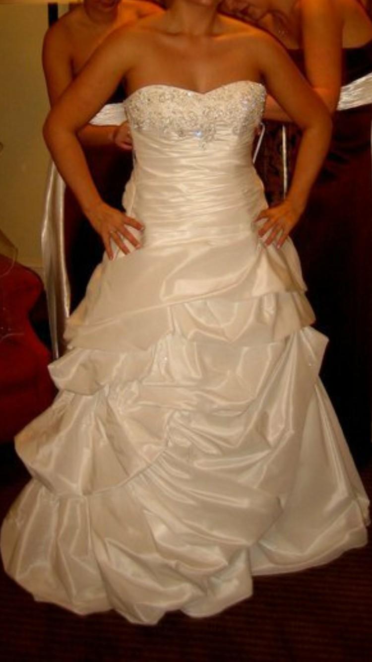 Maggie Sottero Sabelle Used Wedding Dress On Sale 70 Off