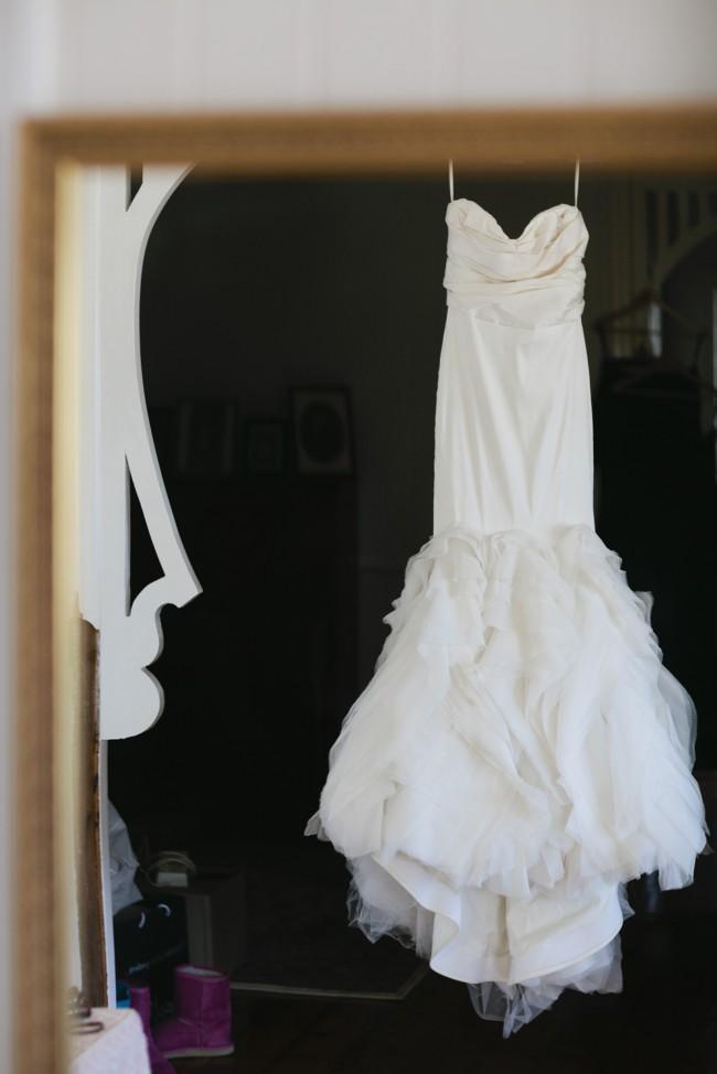 Vera Wang Ethel Second Hand Wedding Dress on Sale 65% Off - Stillwhite