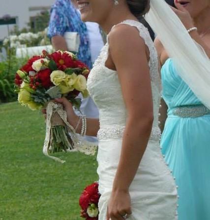Mariana Hardwick Cartier Botanique Second Hand Wedding