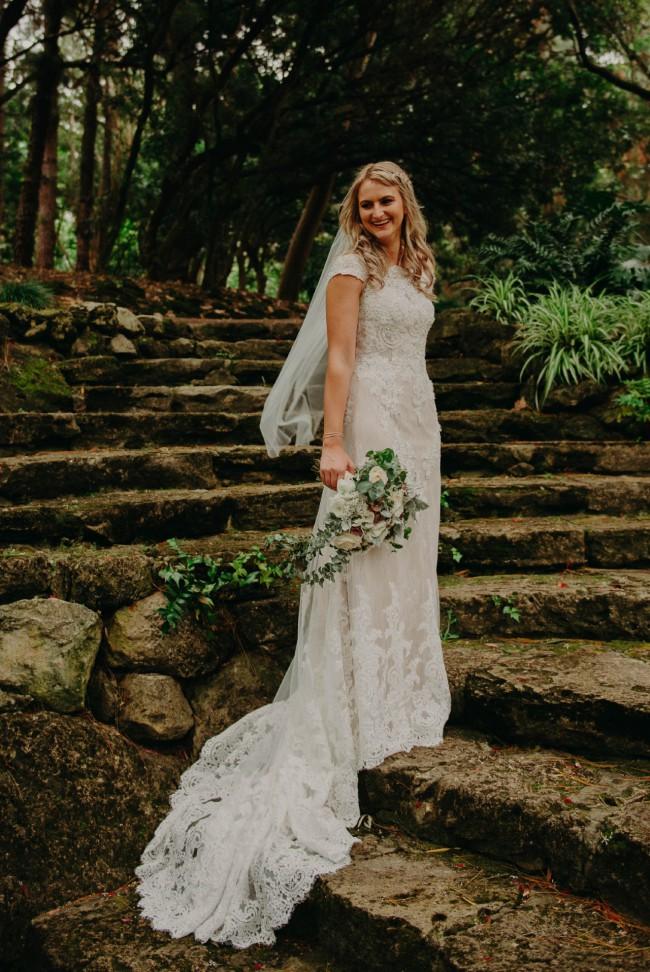 Jean Fox Mia - Second Hand Wedding Dresses - Stillwhite