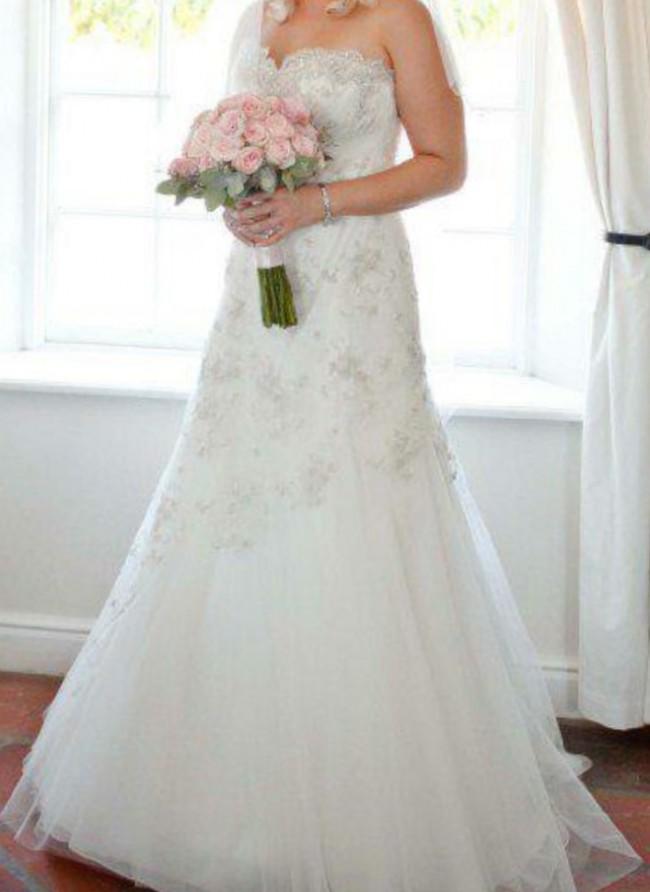 Elizabeth Stockenstrom Second Hand Wedding Dresses