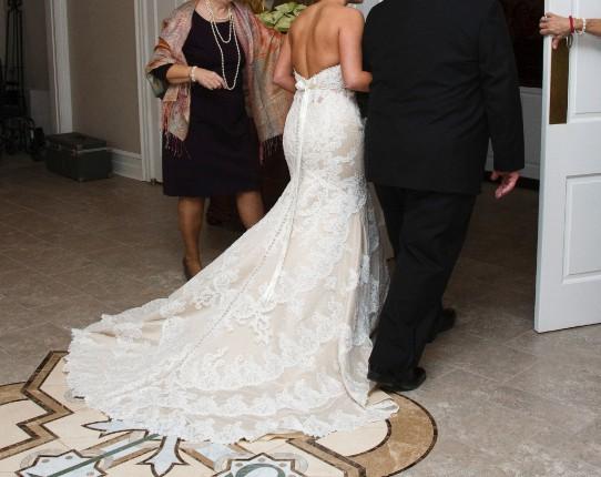 Matthew Christopher Emma   (Mocha U0026 Beaded)   Used Wedding Dresses    Stillwhite