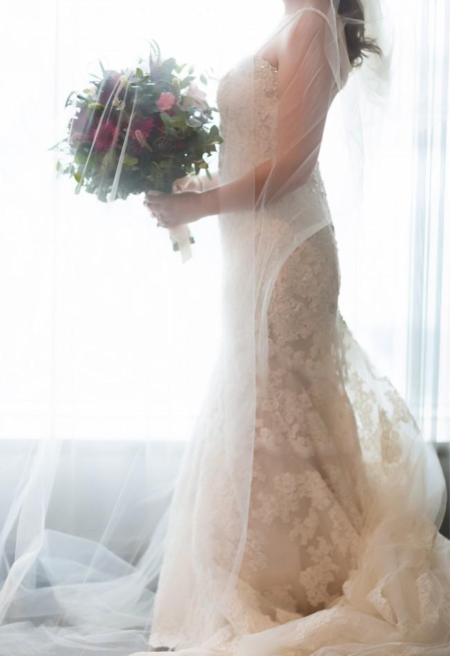 Raffaele ciuca kirralee second hand wedding dress on sale for Second hand wedding dresses san diego