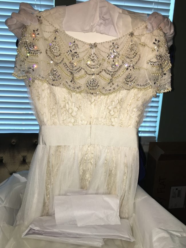 Marchesa marchesa b80815 wedding dress pre owned wedding for Marchesa wedding dress sale