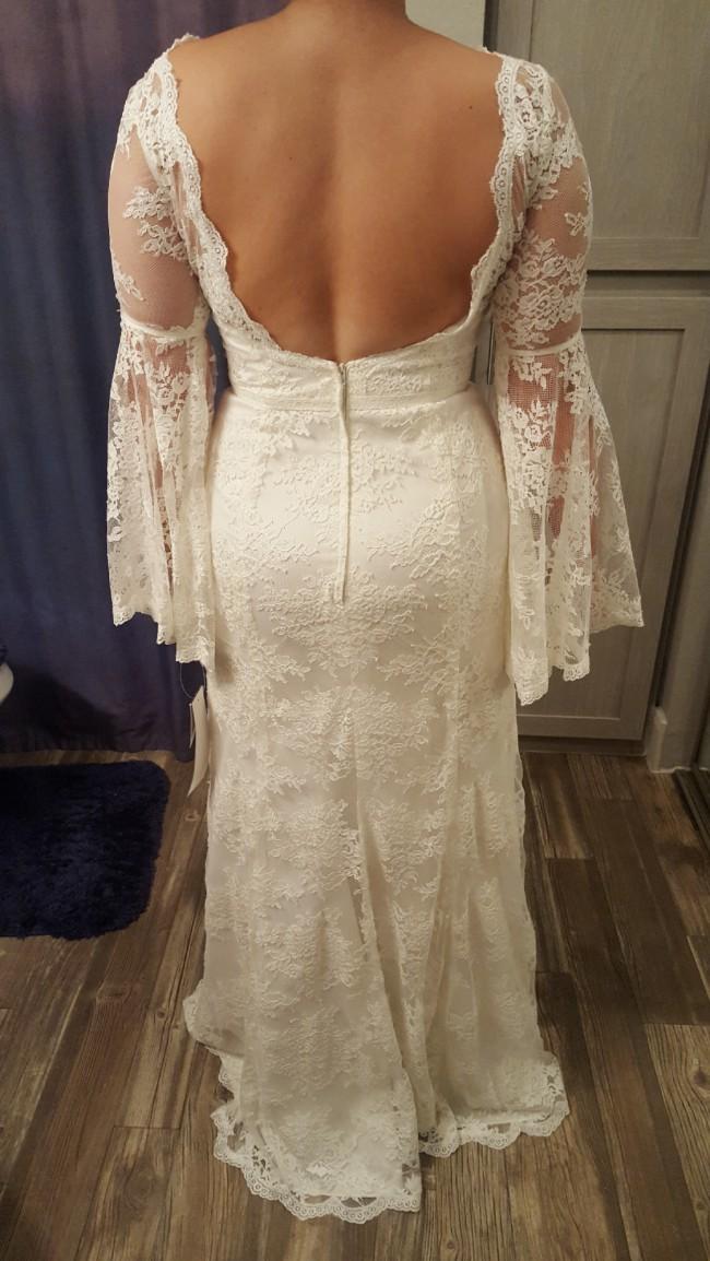 Davids bridal galina wedding dress on sale 41 off davids bridal galina junglespirit Images