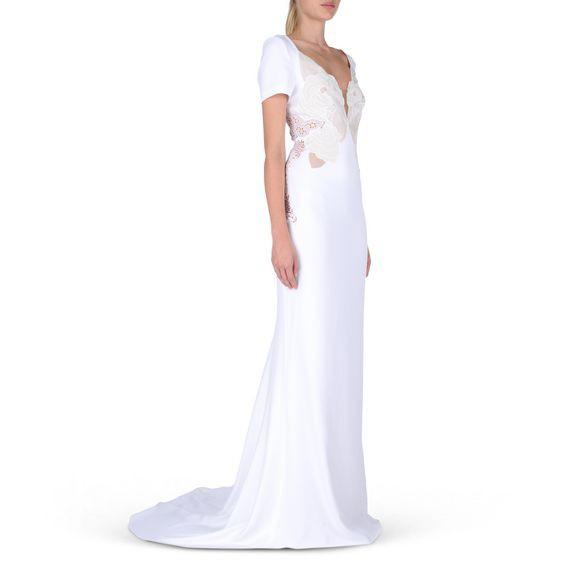 Stella McCartney Sacha Dress Stretch New Wedding Dress On