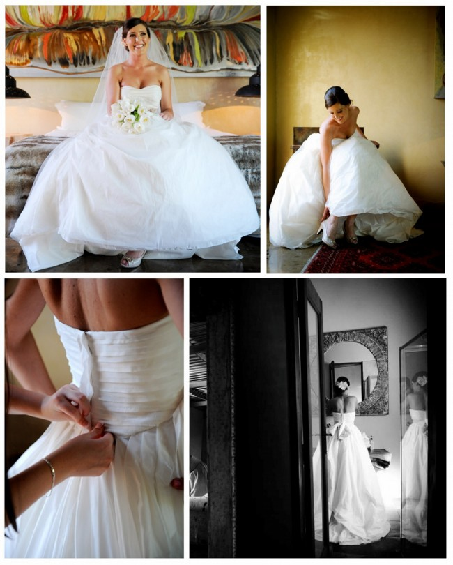 Vera wang vw351071 empire waist gown with sash second hand for Second hand vera wang wedding dress