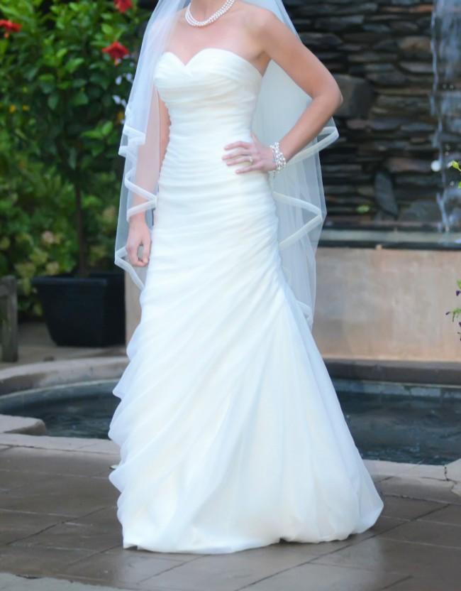 Pnina Tornai 12343585 Preowned Wedding Dress On Sale 66 Off