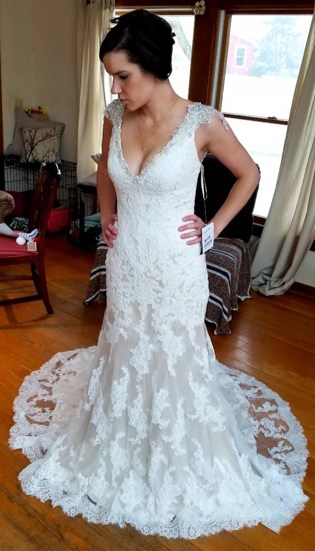 Maggie Sottero Cynthia, 114BB-4MS854 - New Wedding Dresses - Stillwhite
