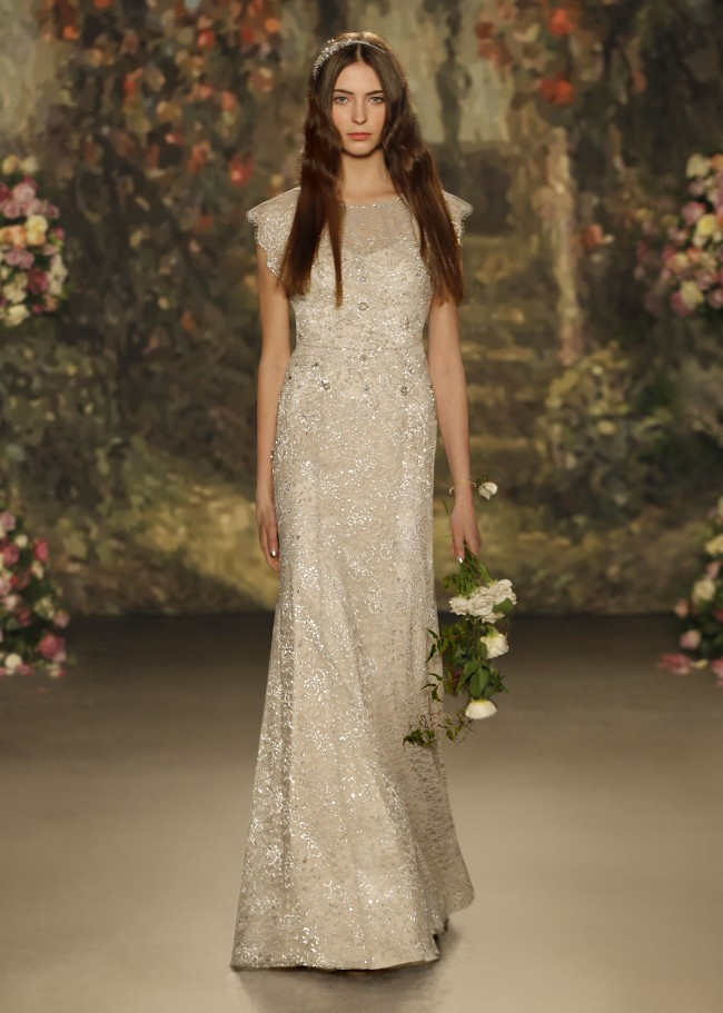 Jenny Packham Hermione New Wedding Dress on Sale 71% Off - Stillwhite