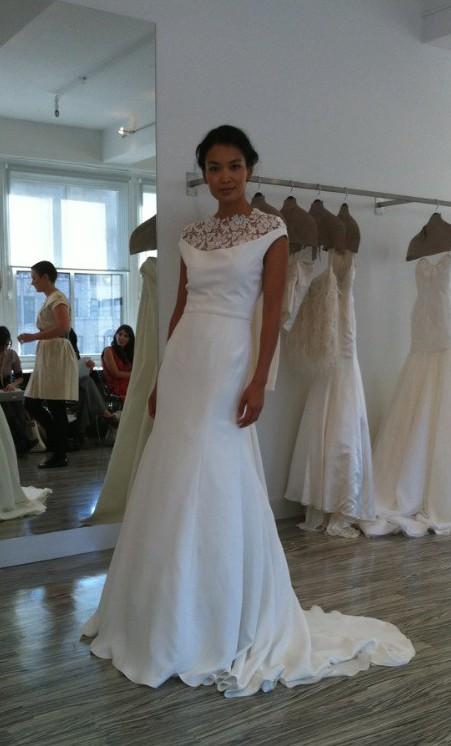 Lela Rose The Battery SecondHand Wedding Dress On Sale 51 Off - Lela Rose Wedding Dresses