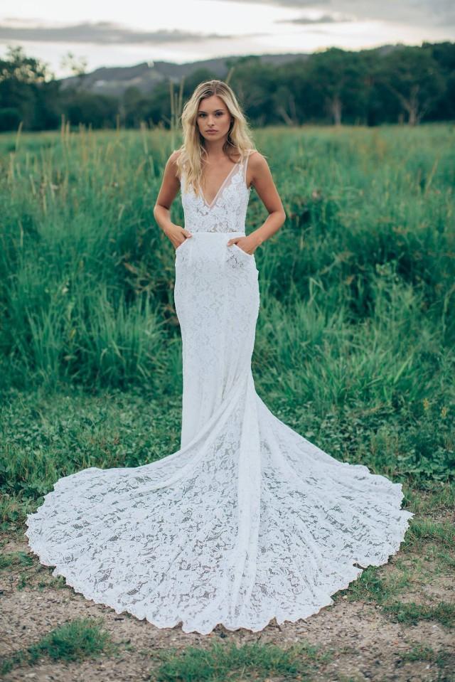 Made with love new wedding dresses stillwhite for Made with love wedding dresses