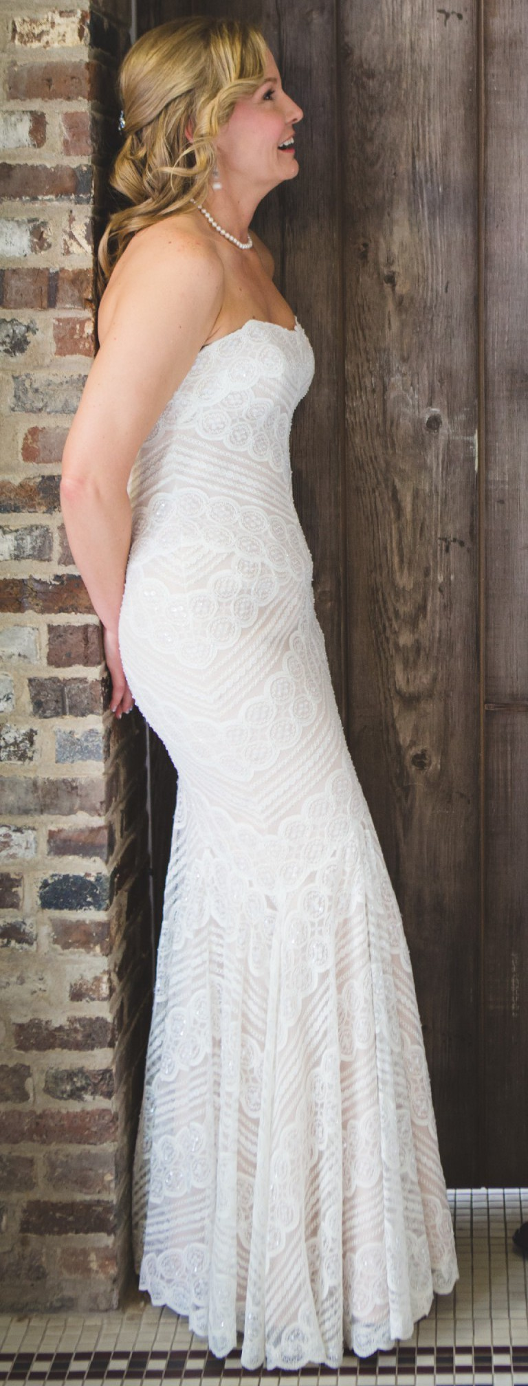 Watters pippin 13111 second hand wedding dress on sale 60 off for Second hand wedding dresses san diego