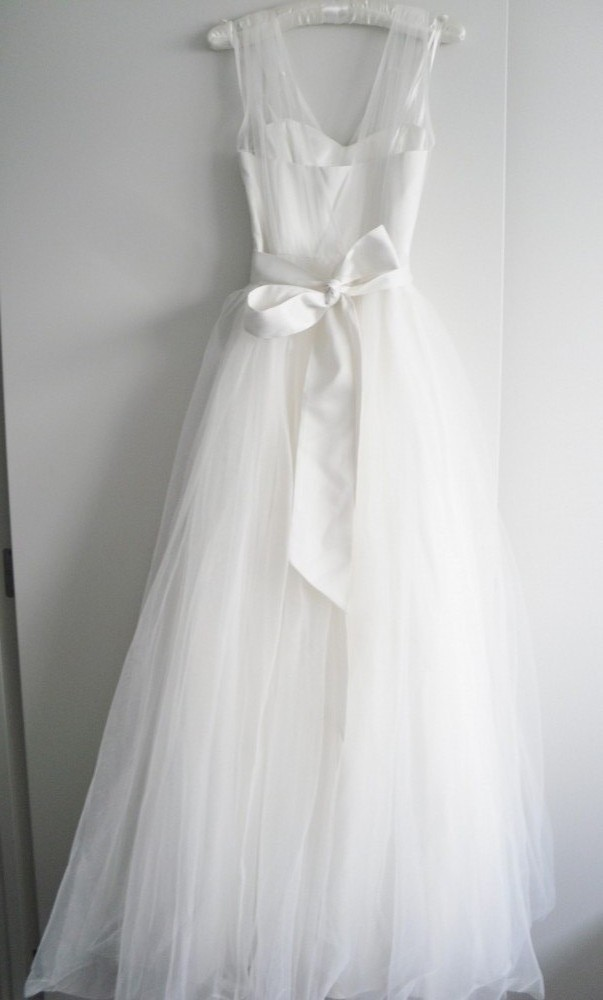 Debenhams Tulle Ball Gown New Wedding Dress on Sale 20% Off