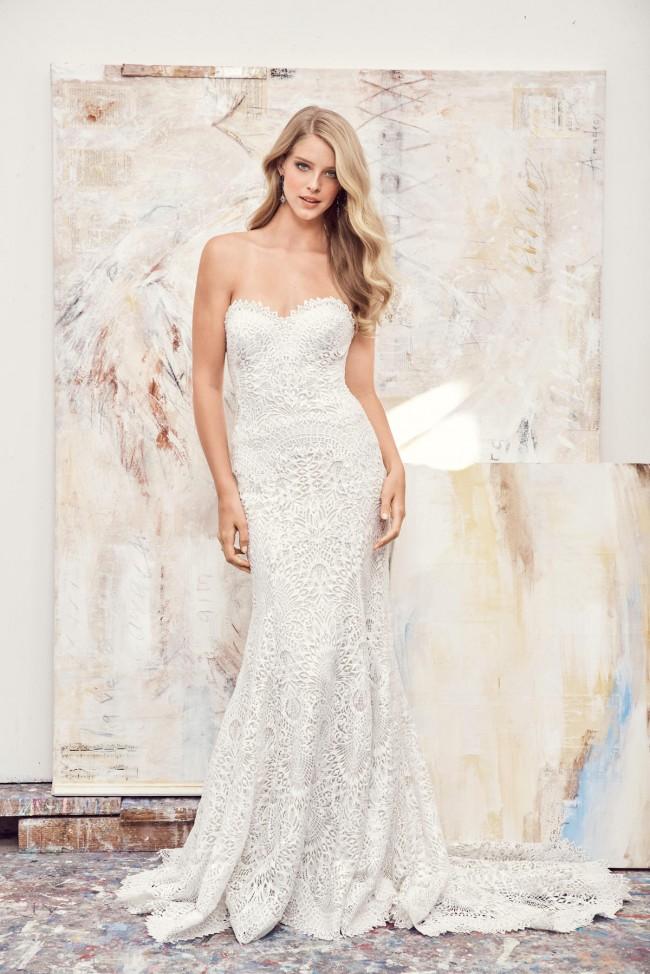 Watters 2018btaylor Used Wedding Dress On Sale 54 Off Stillwhite