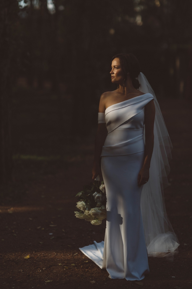 Cappellazzo Couture Custom Made Second Hand Wedding Dress ...