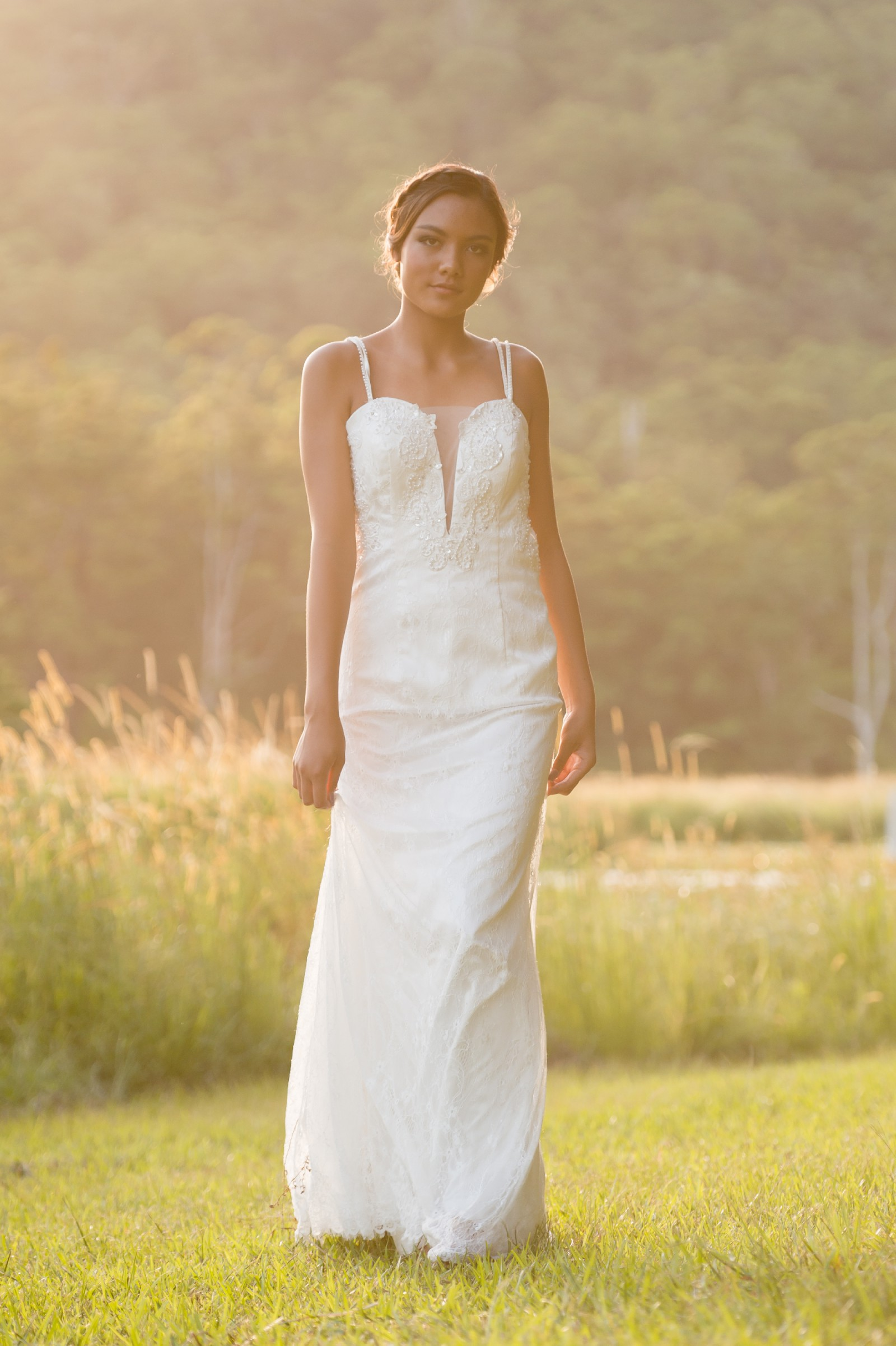 Ivory And Stone Bridal Opal Wedding Dress On Sale 59 Off