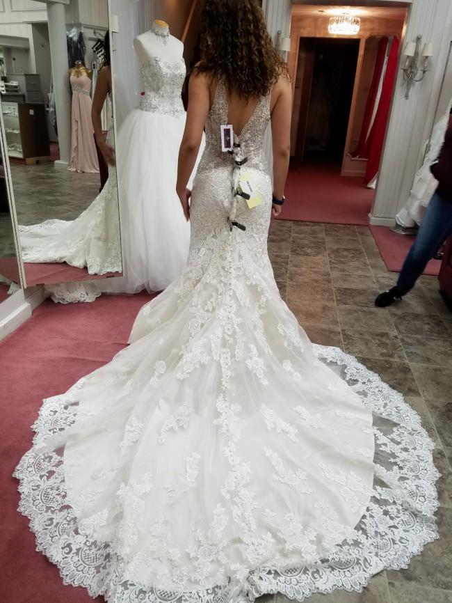 Allure Bridals 9356