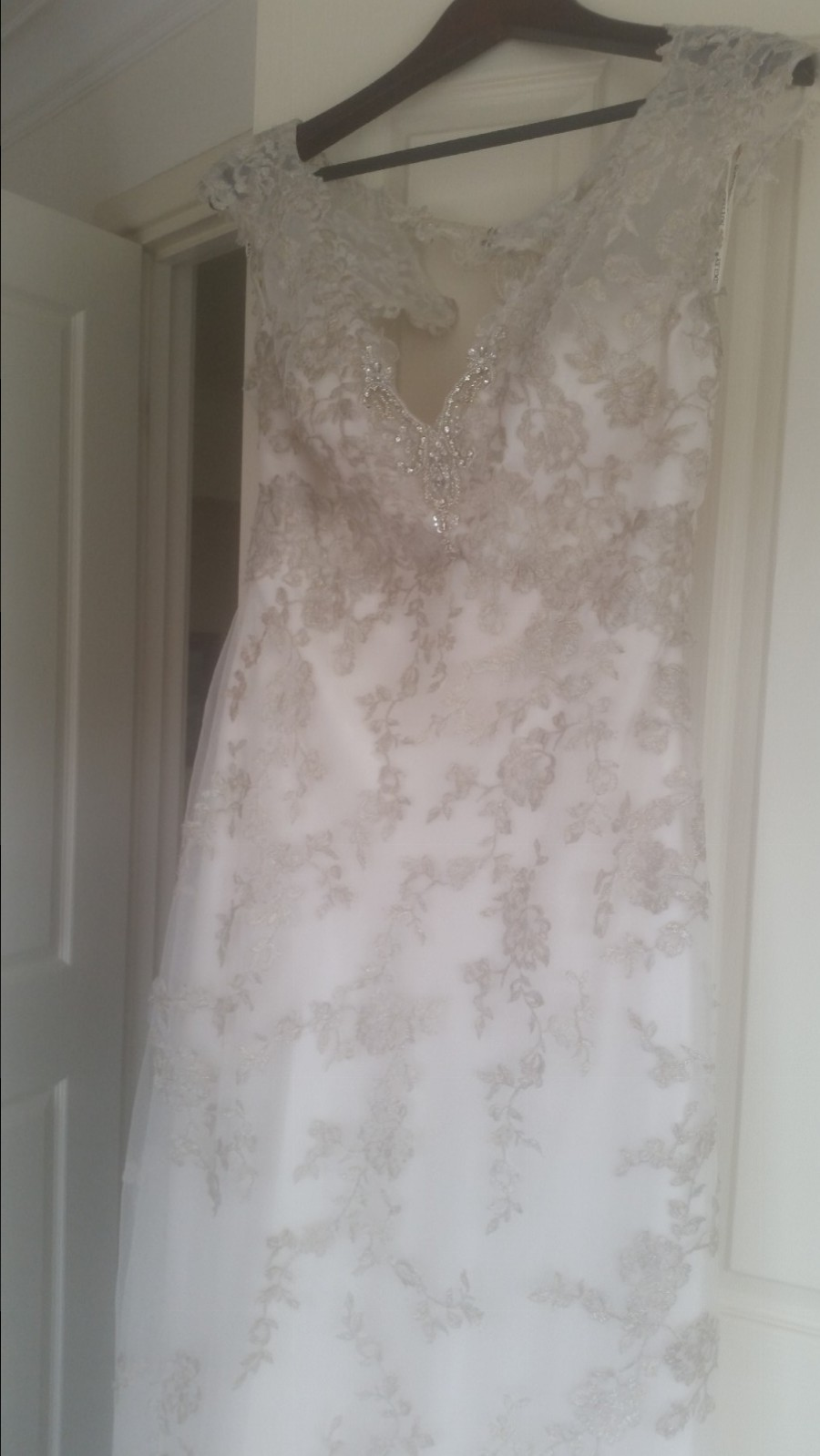 Sottero and midgley clementine second hand wedding dress for Second hand wedding dresses san diego