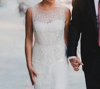 Jenny Packham Hermia Second-Hand Wedding Dress on Sale 61% Off