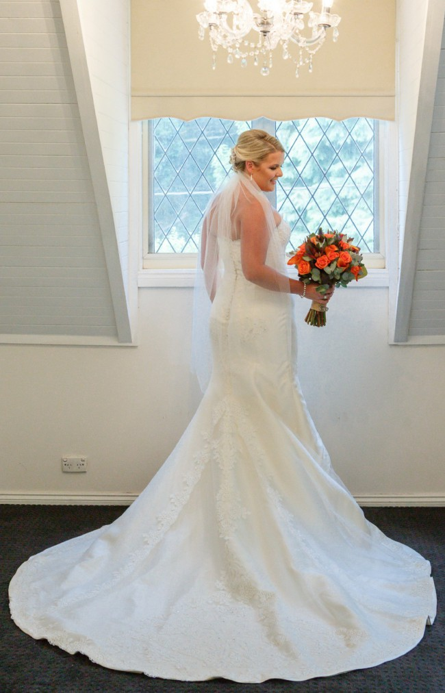 Brides of Armadale Dior - custom made Preowned Wedding Dress on Sale ...
