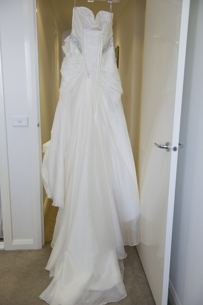 Maggie Sottero Second Hand Wedding Dress On Sale 80 Off