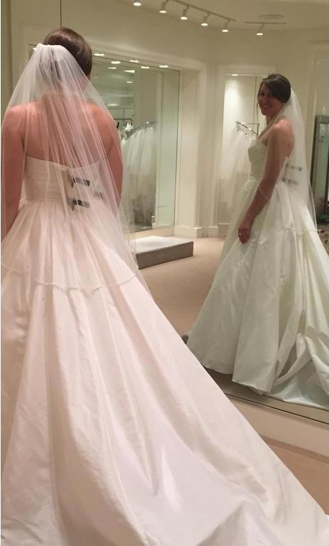 Wtoo Mimi STYLE 15828 Wedding Dress On Sale
