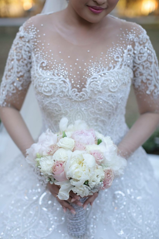 Ball Gown Second Hand Wedding Dress on Sale 25% Off