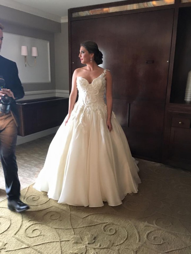 Mark Zunino, Ball Gown