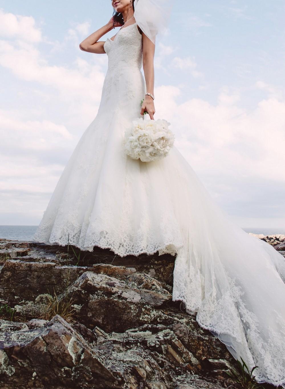 San patrick cobalto second hand wedding dress on sale 48 off for Second hand wedding dresses san diego