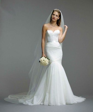 Watters Amina 5082b skirt & Corset top Carina 5018b Wedding Dress ...