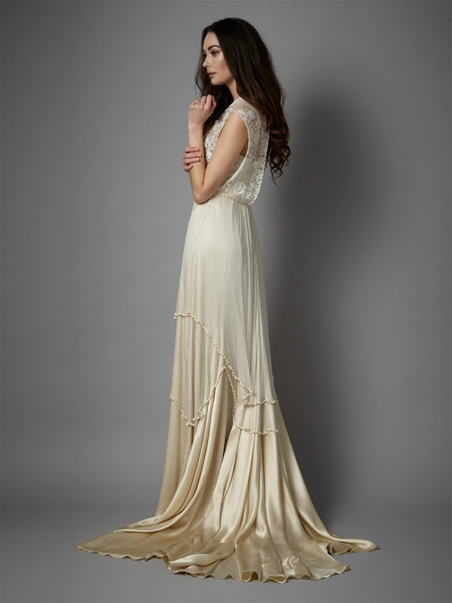 Catherine Deane Lita Gown Second Hand Wedding Dress on Sale 44% Off ...