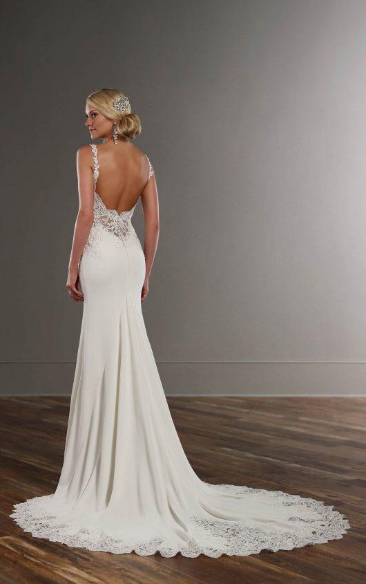 Martina liana 753 new wedding dress on sale 21 off for Wedding dress sample sale san francisco