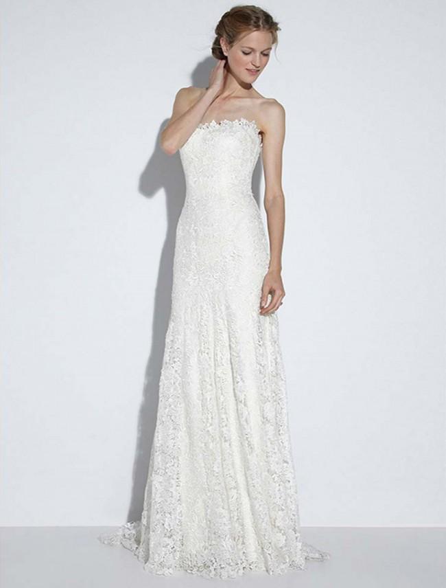 Nicole Miller Riley New Wedding Dress on Sale 74% Off