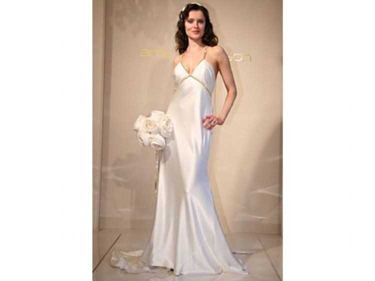 Amy Michelson New Wedding Dress On Sale