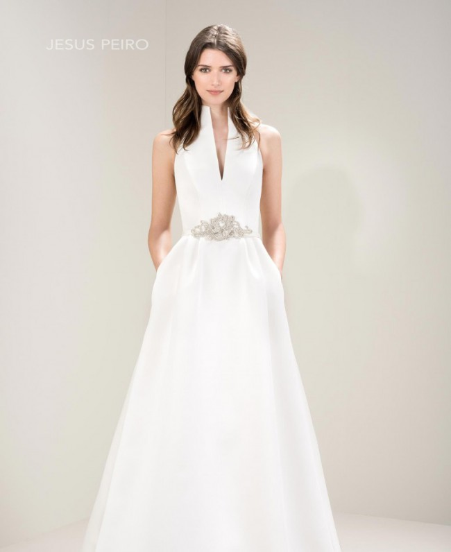 Jesus Peiro 7048 - Second Hand Wedding Dresses - Stillwhite
