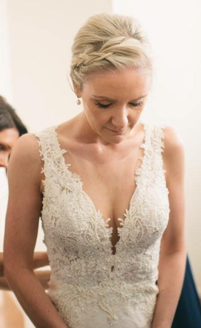 Martina Liana Ml765iv Preowned Wedding Dress On Sale 52