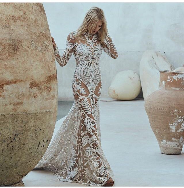 Rue de seine avril gown new wedding dress on sale 42 off for Rue de seine wedding dress cost