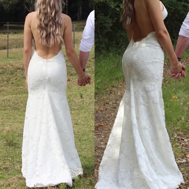Katie May Poipu Dress - Second Hand Wedding Dresses - Stillwhite