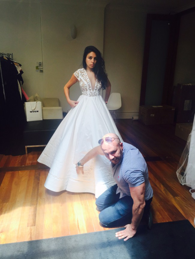 alex perry custom made used wedding dresses stillwhite. Black Bedroom Furniture Sets. Home Design Ideas