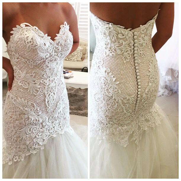 Second Hand Wedding Dresses: Suzanna Blazevic Second Hand Wedding Dress On Sale 72% Off