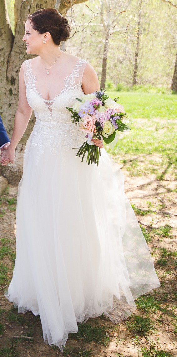 BHLDN Madrick Gown