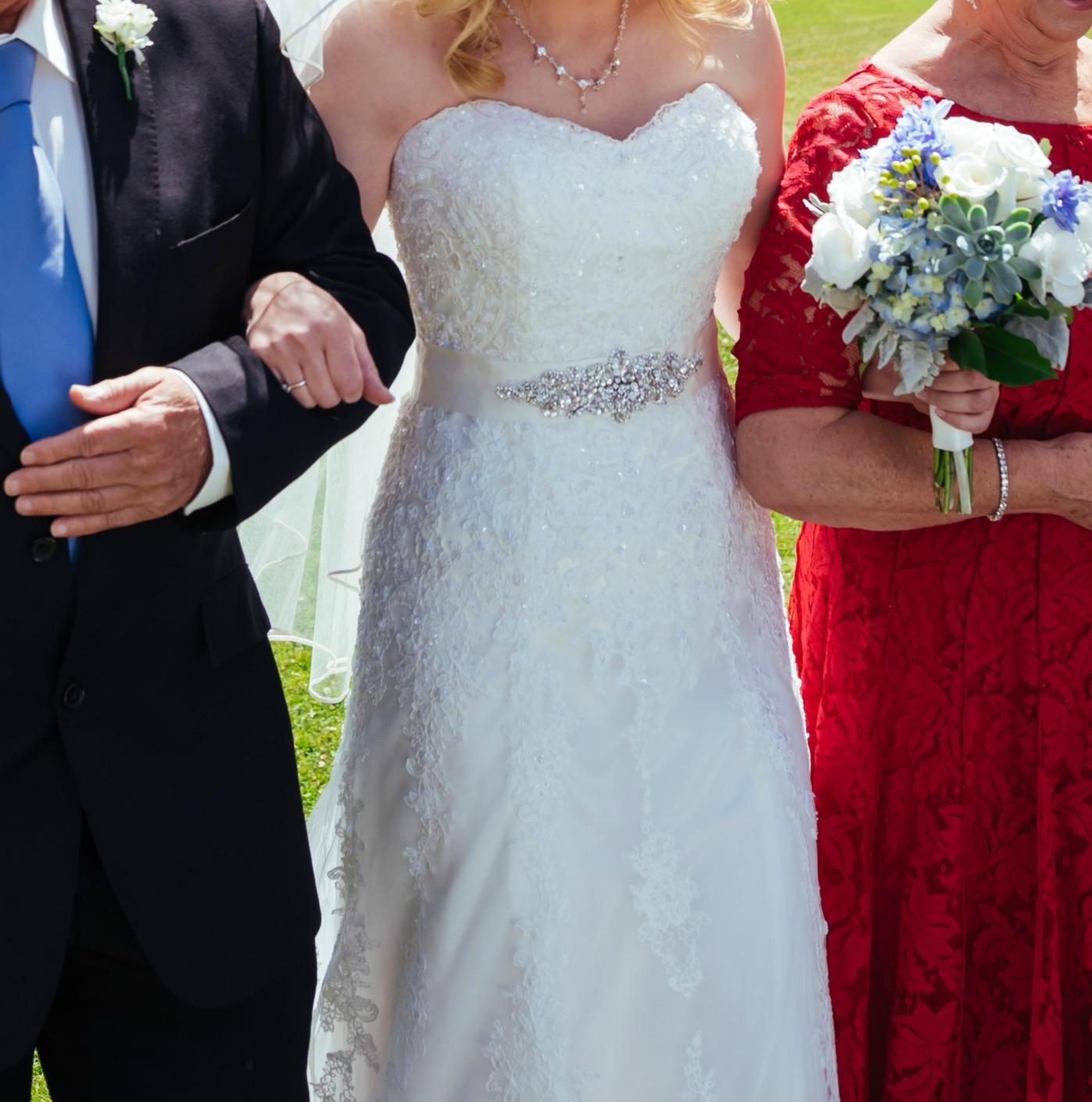 Sottero and Midgley Ms Viera No.4SS057 - Used Wedding Dresses ...