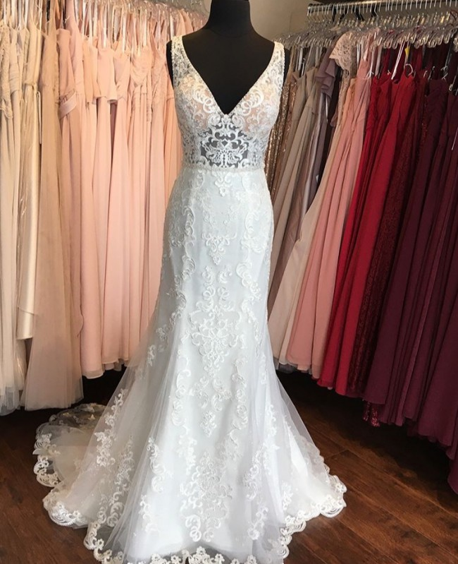 Wedding Gowns In New York: New Wedding Dresses