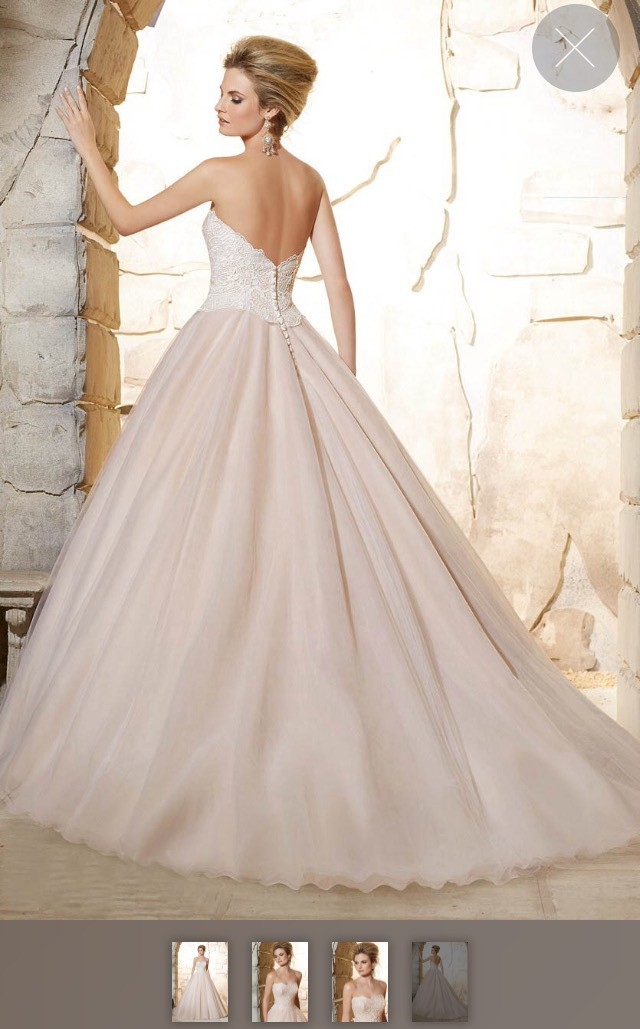 Mori lee wedding dress on sale for Mori lee wedding dress sale