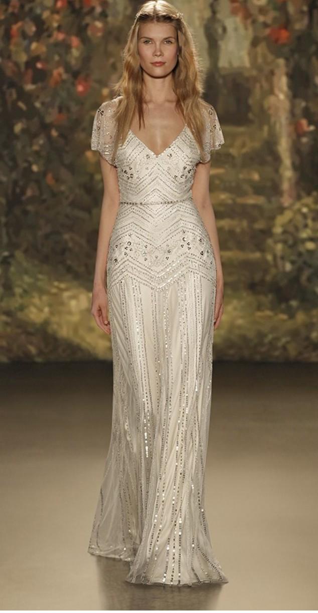 Jenny Packham Portia Used Wedding Dress On Sale 35 Off Stillwhite