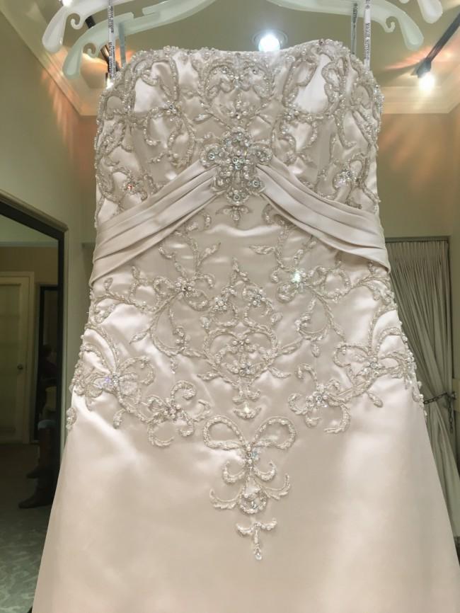 Maggie Sottero Corset Wedding Dress