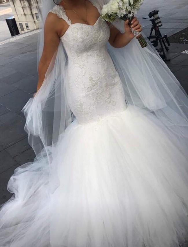 Personalised Weddings Couture Custom Made - Used Wedding Dresses ...