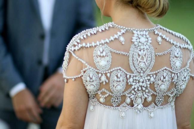 Marchesa C17909 Second Hand Wedding Dress On Sale 58 Off